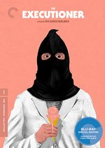 The Executioner Criterion Collection Blu-Ray Cover