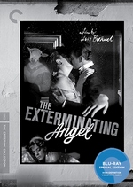 The Exterminating Angel Criterion Collection Blu-Ray Cover