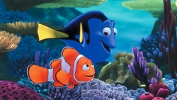 Marlin and Nemo return to help get Dory back in the top 2016 animated film Finding Dory.