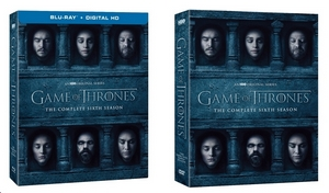 photo for Game Of Thrones: The Complete Sixth Season
