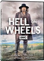 photo for Hell on Wheels: Season Five, Volume 2 -- The Final Episodes