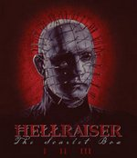 photo for Hellraiser: The Scarlet Box Limited Edition Trilogy