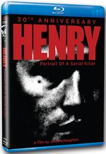 Henry: The Portrait of a Serial Killer Blu-Ray Cover