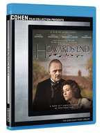 Howards End Blu-Ray Cover