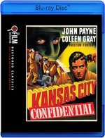 photo for Kansas City Confidential BLU-RAY DEBUT