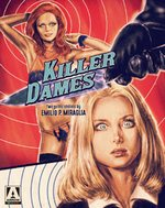 photo for Killer Dames: Two Gothic Chillers By Emilio P. Miraglia