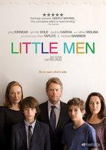 DVD Cover for Little Men