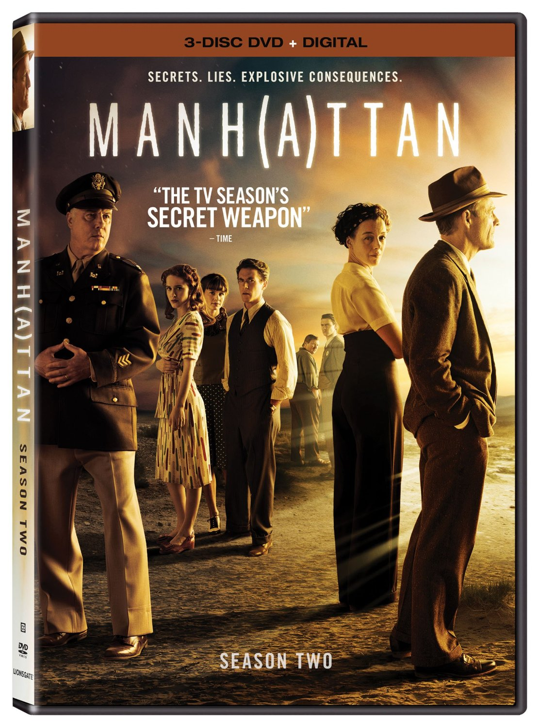 photo for Manhattan: Season 2