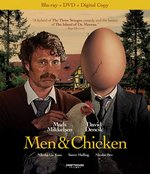 Men & Chicken Blu-Ray Cover