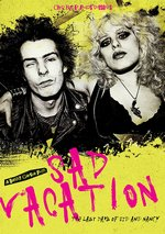 DVD Cover for Sad Vacation: The Last Days of Sid And Nancy