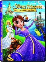 photo for The Swan Princess: Princess Tomorrow, Pirate Today