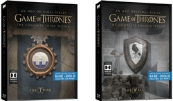photo for Game of Thrones Steelbook Seasons 3 and 4