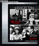 photo for Two Films By Douglas Sirk: A Scandal In Paris and Lured