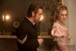Colin Farrell and Elle Fanning play a dangerous game in the top 2017 drama The Beguiled.