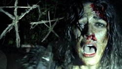 Callie Hernandez is just one of the people terrorized in the 2016 top horror film Blair Witch