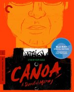 The Criterion Collection Blu-Ray cover for Canoa: A Shameful Memory