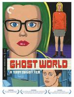 Ghost World Criterion Collection Blu-Ray Cover