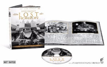 photo for Lost Horizon Blu-Ray Debut