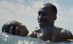 Academy Award Winner Mahershala Ali in the 2016 top drama Moonlight.