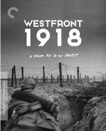 Criterion Collection Blu-Ray Cover for Westfront 1918