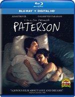Paterson Blu-Ray Cover