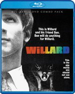 Willard Blu-Ray Cover