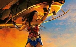 Gal Gadot brings a breath of fresh air to the superhero genre in the top action film of 2017, Wonder Woman.