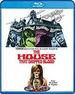 photo for The House That Dripped Blood BLU-RAY DEBUT