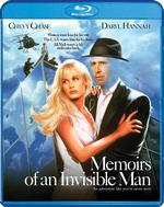photo for Memoirs of an Invisible Man BLU-RAY DEBUT