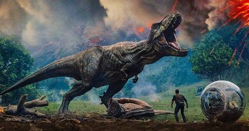 photo for Jurassic World: Fallen Kingdom