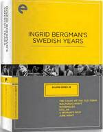 photo for Eclipse Series 46: Ingrid Bergman's Swedish Years