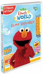 photo for Sesame Street – Elmo's World: Elmo Explores!