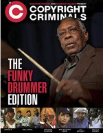 photo for Copyright Criminials: The Funky Drummer Edition