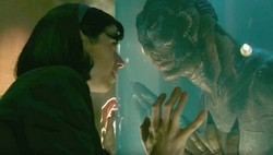 Sally Hawkins finds love in a most unexpected place in the top 2017 Oscar-winning fantasy romance The Shape of Water.