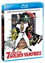 photo for The Legend of the 7 Golden Vampires BLU-RAY DEBUT