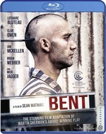 photo for Bent /></a> <b>&#8220;Bent&#8221;</b>(1997 &#8212; UK), starring Ian Mckellen, Clive Owen, Lothaire Bluteau, Mick Jagger, Nikolaj Coster-Waldau, Paul Bettany and Brian Webber, is set amidst the decadence and terror of pre-war Germany, and is a harrowing yet inspirational tale of struggle against oppression, based on the landmark play by Martin Sherman. A chance encounter at a Berlin nightclub exposes Max (Owen) and his partner Rudy (Webber) as homosexuals during the &#8220;Night of the Long Knives&#8221; purge. After two years on the run, they are captured and put on a train to Dachau, where Rudy is savagely beaten to death. Inside the camp, Max finds the will to survive through the help of a fellow prisoner, Horst (Bluteau), and the two men develop an unbreakable bond. Winner of the Prix de la jeunesse (Award of the Youth) at Cannes Critics&#8217; Week in 1997, the film has been digitally restored. Nominated &#8220;Outstanding Film&#8221; at the GLAAD Media Awards, and captured the Best Feature Award at the Torino International Gay &#038; Lesbian Film Festival. On DVD, Blu-ray, from Film Movement Classics &#8230; In <b>&#8220;What They Had&#8221;</b><br /> (2018), starring Hilary Swank, Michael Shannon, Robert Forster and Blythe Danner,  Bridget (Swank) returns home to Chicago at her brother&#8217;s Shannon) urging to deal with her ailing mother (Danner) and her father&#8217;s (Forster) reluctance to let go of their life together. From Universal &#8230; In <b>&#8220;Intensive Care&#8221;</b> (2018), starring Tara Macken, Jai Rodriguez, Leslie Easterbrook and Kevin Sizemore, three low life criminals plan to rob an elderly woman's home, but her caregiver turns out to be a former special ops agent with an agenda of her own. From Screen Media Films &#8230; <img width=