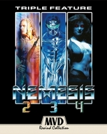photo for Nemesis 2/Nemesis 3/Nemesis 4: Triple Feature