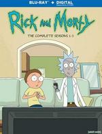 photo for Rick and Morty: The Complete Seasons 1-3