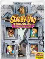 photo for Scooby-Doo, Where are You!: The Complete Series Limited Edition 50th Anniversary Mystery Mansion