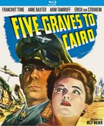 photo for Five Graves to Cairo
