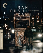 photo for Man Push Cart