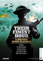 photo for Their Finest Hour: 5 British WWII Classics
