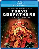 photo for Tokyo Godfathers BLU-RAY DEBUT