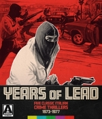 photo for Years of Lead: Five Classic Italian Crime Thrillers 1973-1977 [Limited Edition]