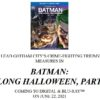' Batman: The Long Halloween' Swings to Digital, Blu-ray June 22