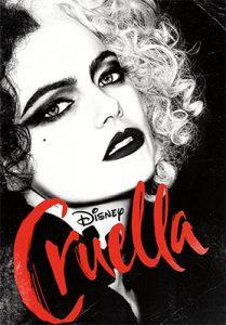 Cruella DVD and streaming dates