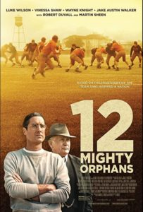 '12 Mighty Orphans' Movie Preview and Introduction